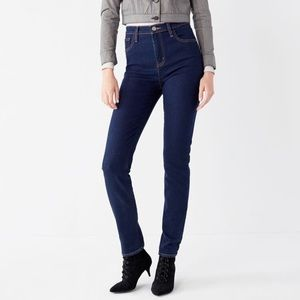 b8d3c866 Urban Outfitters Jeans - UO bdg girlfriend high rise jeans clean rinse